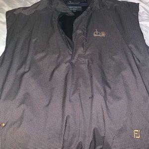 Dry joy by Foothoy golf vest EUC